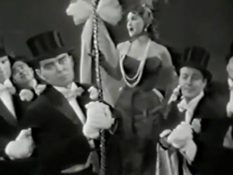 Janet Blair, Tammy Grimes, Helen Gallagher, Nancy Walker, Connie Russell, 1956 TV
