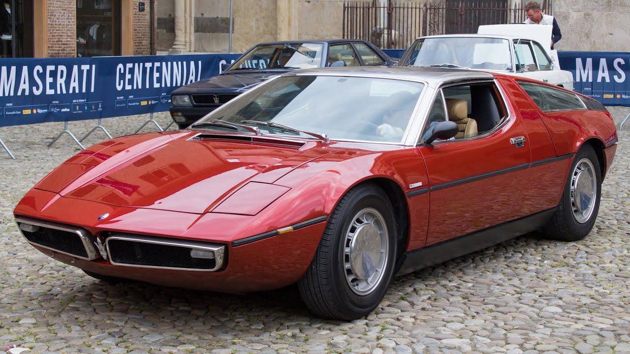 Image result for Maserati Bora