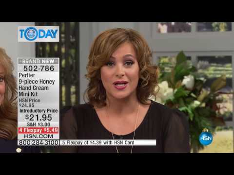 HSN | HSN Today: Perlier Beauty Gifts 11.23.2016 - 07 AM