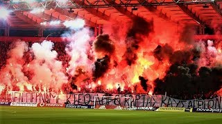 GATE 7 OLYMPIAKOS ULTRAS -  BEST MOMENTS