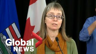 Coronavirus: Alberta launches map tracking school outbreaks, as more report single COVID-19 cases