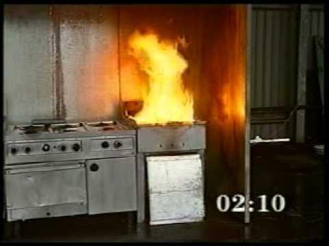 Sistema de extincion de incendios ANSUL R102 cocinas