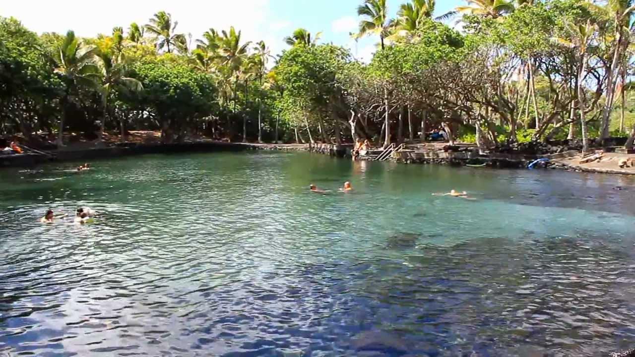 Big Island Hot Pools Pahoa