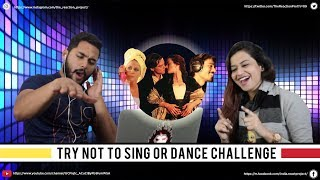 Baixar Try Not To Sing or Dance Challenge #1 | Indians vs Challenges | TRP | The Reaction Project | India
