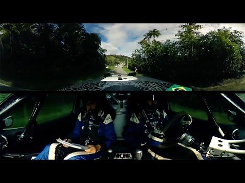 Resumo Maurício Neves/Leandro Ferrarini - Rally de Morretes 2016