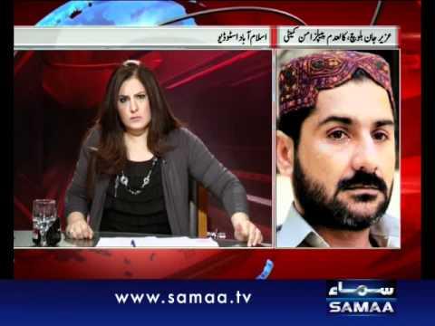 Tonight with Jasmeen, May 03, 2012 SAMAA TV 2/3