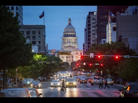 In 90 Seconds: The Speaker Of The Texas House Of Representatives