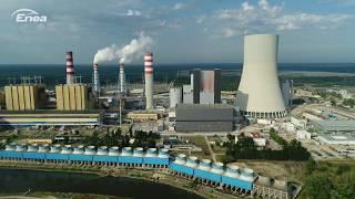 Enea - film z budowy nowego bloku Elektrowni Kozienice - lato 2017
