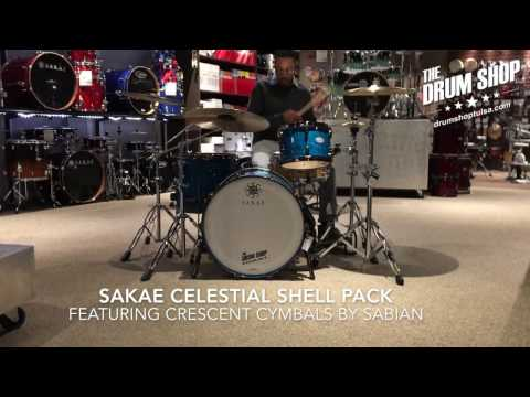 Sakae Celestial in Limited Edition Tamo Ash in Transparent Caribbean Blue Lacquer Part 1