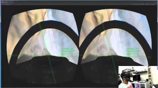 My Unity Journey: Flight Simulation Demo for Oculus Rift