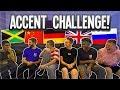 SIDEMEN ACCENT CHALLENGE!