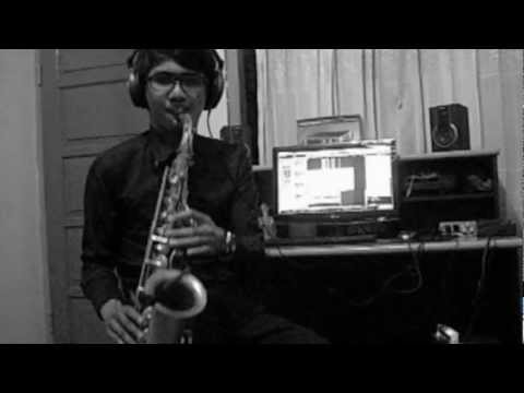 Billy Ramdhani - Sewindu (Tulus cover on alto Saxophone)