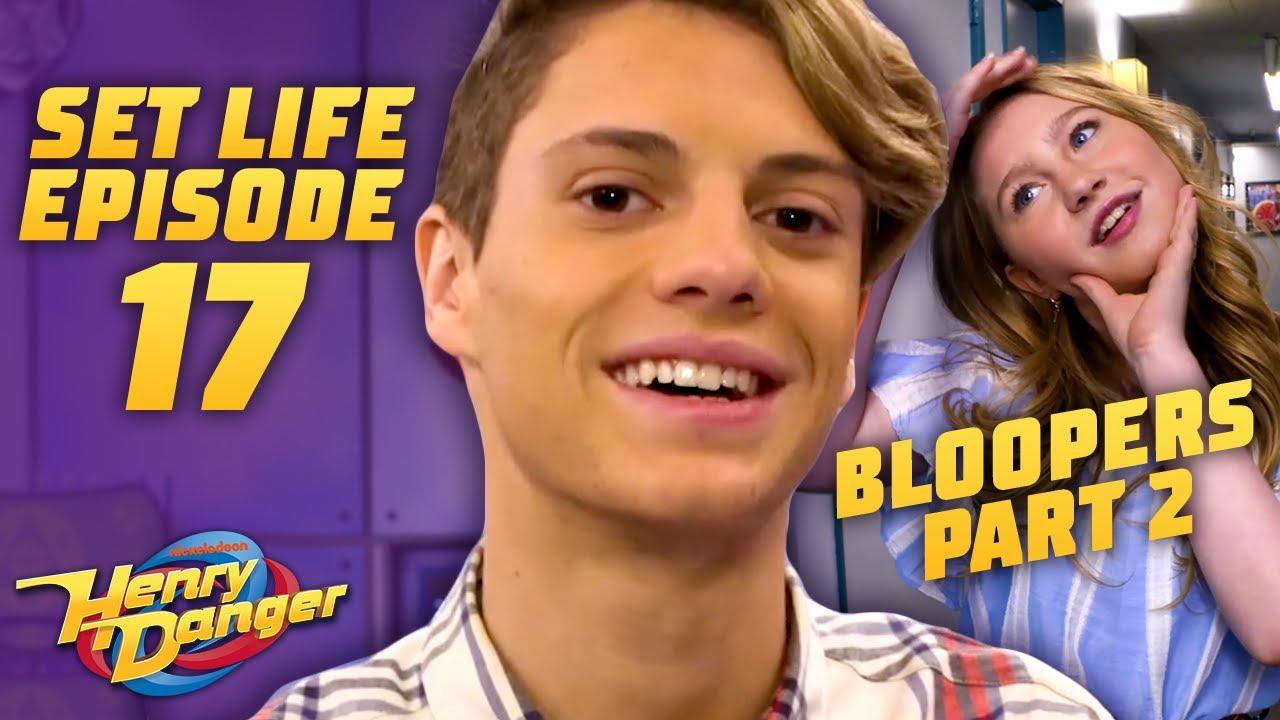 Download Henry Danger's Final Season MESS UPS Pt.2 🤪BTS Ep. 17 | #SetLifeOnNick | Henry Danger