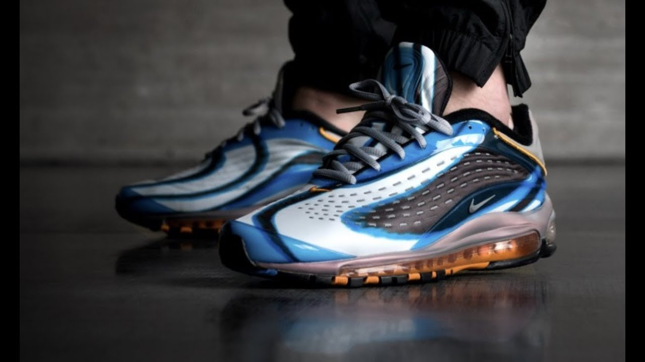 NIKE AIR MAX DELUXE (2018) REVIEW AND ON FEET