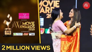 First time Jyothika and Simran on Stage  together| JFW Awards Movie 2020