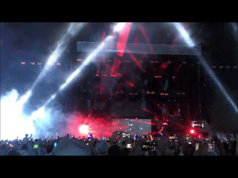 DJ Antoine - Sky Is the Limit (live) Just White 2013 Kassel HD/HQ