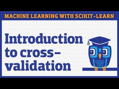 Selecting the best model in scikit-learn using cross-validation