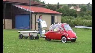 HEINKEL TROJAN BUBBLECAR AND BATH