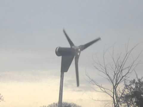 Wind Power in St Martin