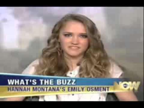 Emily Osment interview.flv
