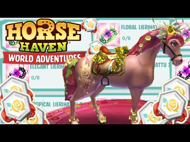 Yellow Rose Event Shopping Spree! | Horse Haven World Adventures