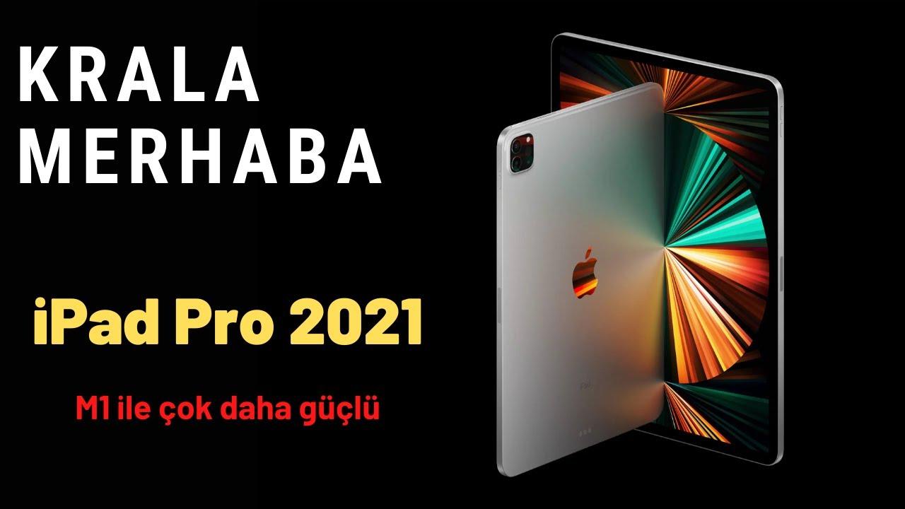 iPad Pro 2021 özellikleri ve fiyatı - iPad Pro M1 ile çok ...