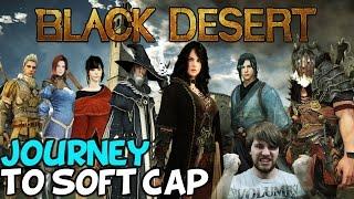 Black Desert Online: Journey To Soft Cap (EU Sorceress)
