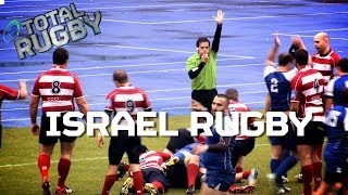 Israel Rugby World Cup Qualification