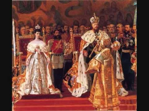 Tchaikovsky 'Solemn March' for Tsar Alexander III's Coronation - Ovchinnikov conducts