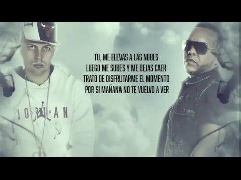 Me Elevas A Las Nubes REMIX Letra   Juanka El Problematik Ft  Divino Video Letra