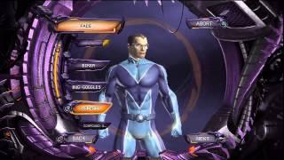 Dc universe online villain walkthrough part 1: character creation