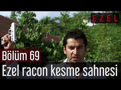 Ezel 69.Bölüm Ezel Racon Kesme Sahnesi