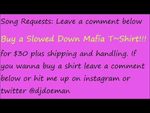 Jay Z   Reasonable Doubt   05   Feelin' It feat  Mecca Screwed Slowed Down Mafia @djdoeman