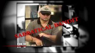 FBI and police team up to name bank robbery bandits