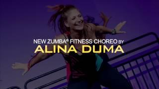 Grupo Extra - ME ENAMORE DE TI Y QUE? - by ALINA DUMA(Zumba Ⓡ Fitness Choreo)