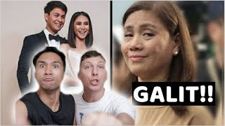 SARAH AND MATTEO WEDDING OUR FULL OPINION *GALIT SI FABIO KAY MOMMY DIVINE*