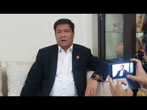 CM Pema Khandu clarifies On the PRC, appealed People to maintain peace