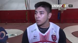 SICA BASQUET ADAPTADO - LUCAS SILVA 6/03/2019