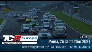2021 TCR Europe | Round 12 | Monza