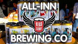 All Inn Brewing Co. | Kegs of Glory