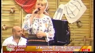 Sanda Argint - Am crescut cum am putut - LIVE 2015