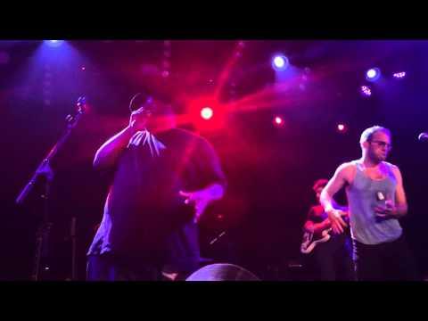 VULFPECK feat. CHARLES JONES - Game Winner - Teragram Ballroom 10/9/15