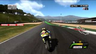 Moto 2. Gameplay MotoGP 13 Pc game