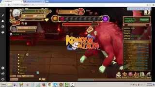 Konoha Ninja Segel Biju