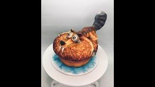 Обзор Торта Белка с орехом в стлие Ледниковый период