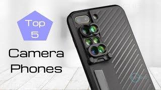 Best camera Phone 2018 - Top 5 (2018)