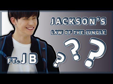 Jackson's Law of the Jungle ft. JB