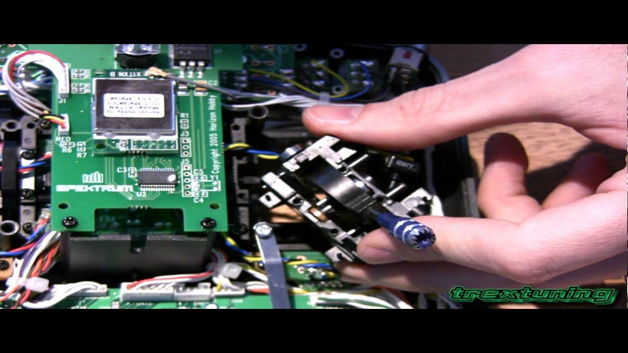 medium resolution of adding bearings to dx7 gimbals