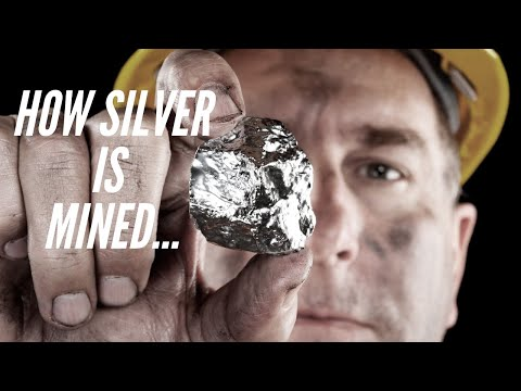 How Silver is mined