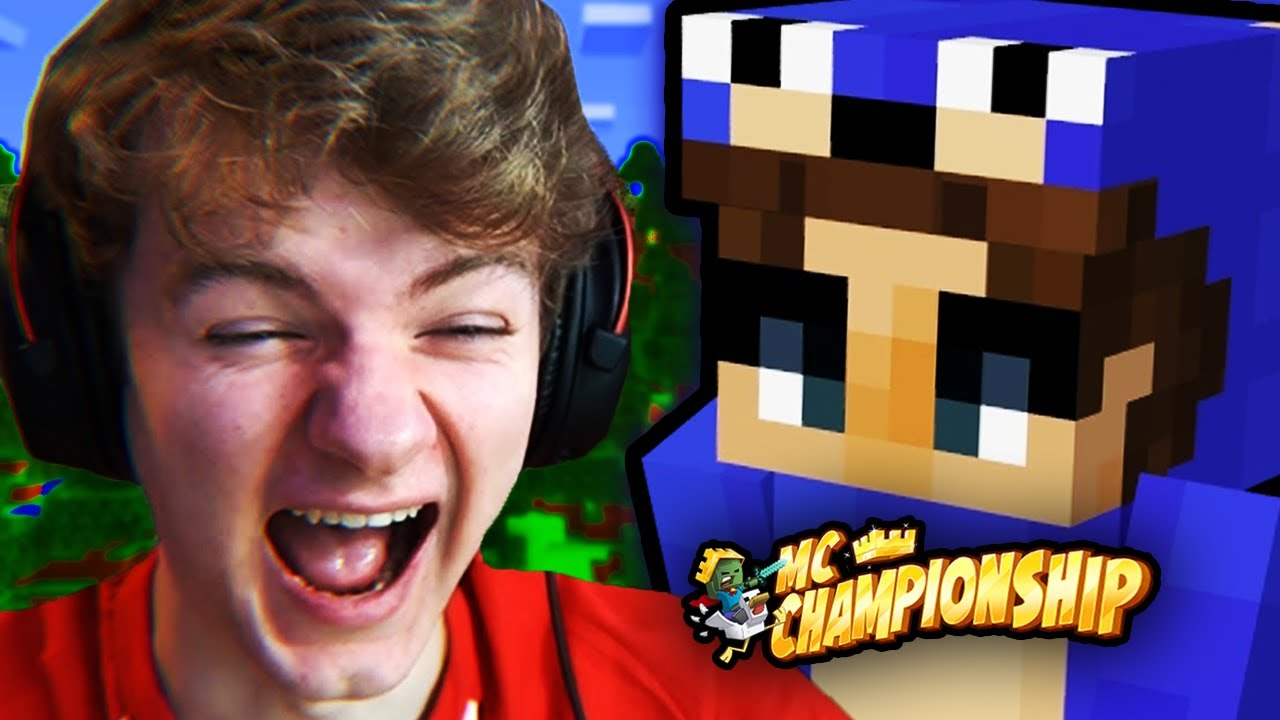 How I lost The Minecraft Championship